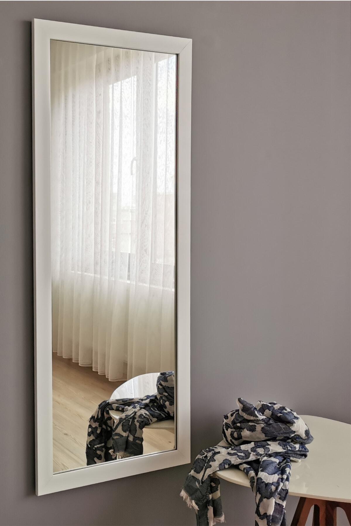 NEOstill 45x110 Cm Dekoratif Duvar Salon Ofis Boy Ayna A206 1
