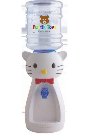 Funtik Toys Funtik Ayı Çocuk Su Sebili Beyaz (bardak Hediyeli) Beyaz