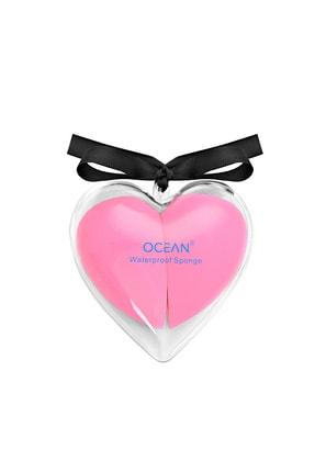 Ocean Makyaj Süngeri - Açık Pembe