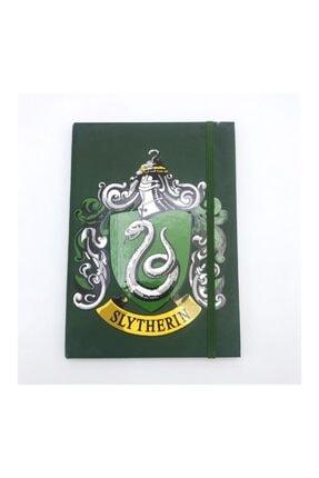 Köstebek Harry Potter Hogwards Slytherin Defter
