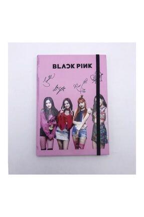 Köstebek Black Pink - Signs Defter