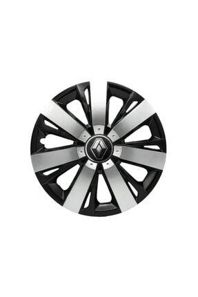 Renault Jantest 14 Inc Kırılmaz 4 Adet Jant Kapağı