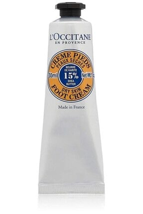 L'OCCITANE En Provence L'occıtane Shea Butter Foot Cream - Shea Ayak Kremi 150 Ml