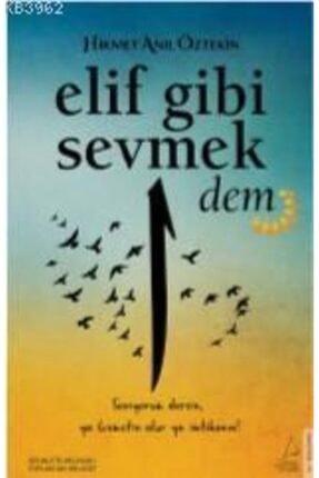 Destek Yayınları Elif Gibi Sevmek-dem
