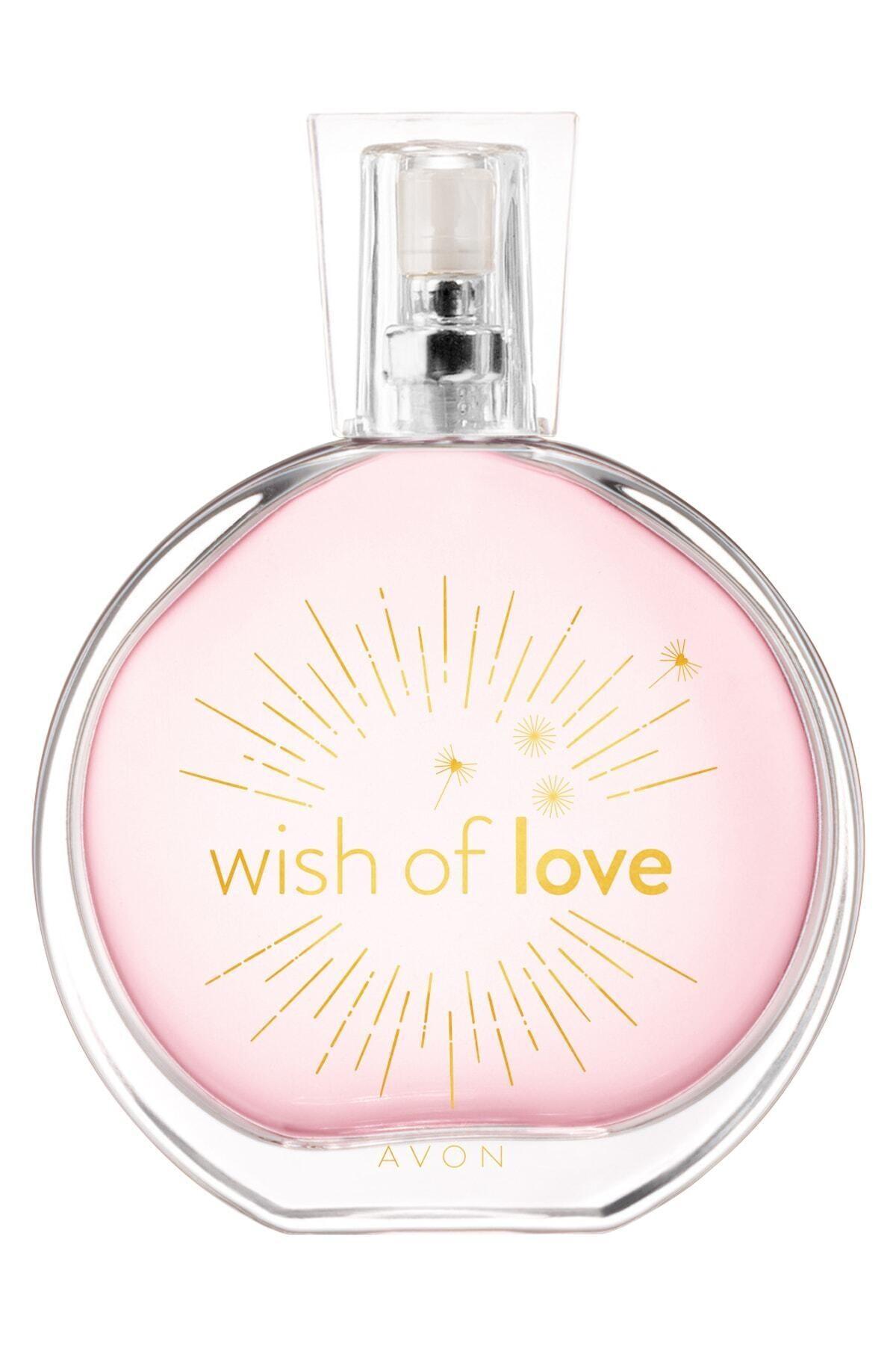 AVON Wish of Love Edt 50 ml Kadın Parfümü 5050136875114 1