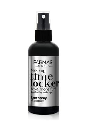 Farmasi Time Locker Makyaj Sabitleyici Sprey 115 ml.