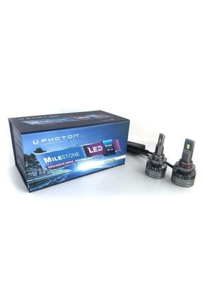 Photon Milestone Hır2 9012 3 Plus Led Headlight