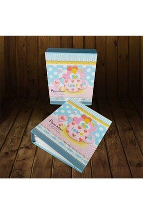 FIRSATAVM Mavi Renkli Kutulu Bebek Albümü