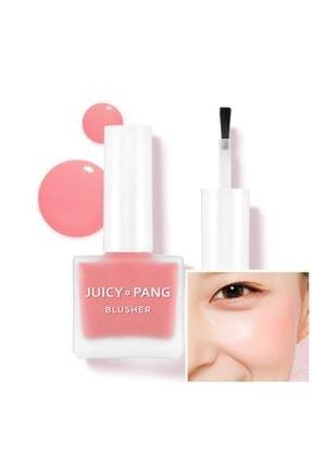 Missha Doğal Görünüm Sunan Likit Allık A'PIEU Juicy-Pang Water Blusher (PK01)8809530069066
