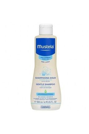 Mustela Gentle Shampoo Bebek Ve Çocuklar Için Saç Şampuanı 500ml