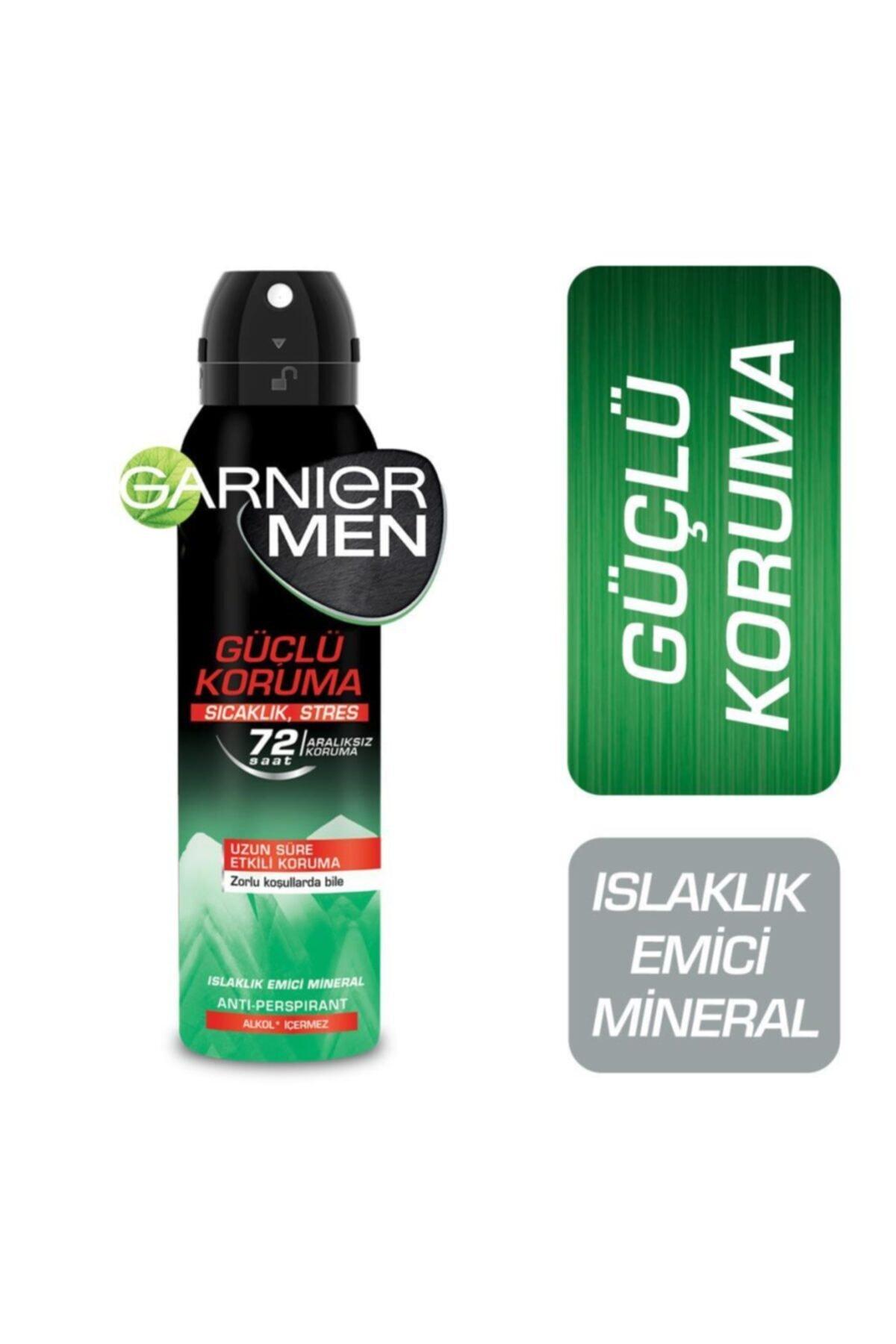 Garnier Men Güçlü Koruma Aerosol 3600542342292 1