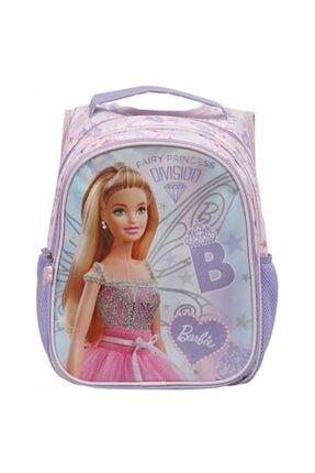 Otto Kız Çocuk Pembe Barbie Fairy Princess Okul Çantası