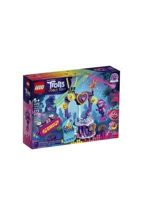 Trolls Lego Tekno Resif Dans Partisi 173 Parça