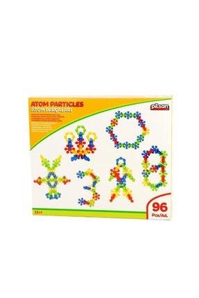 PİLSAN Atom Parçaları 96 Prç