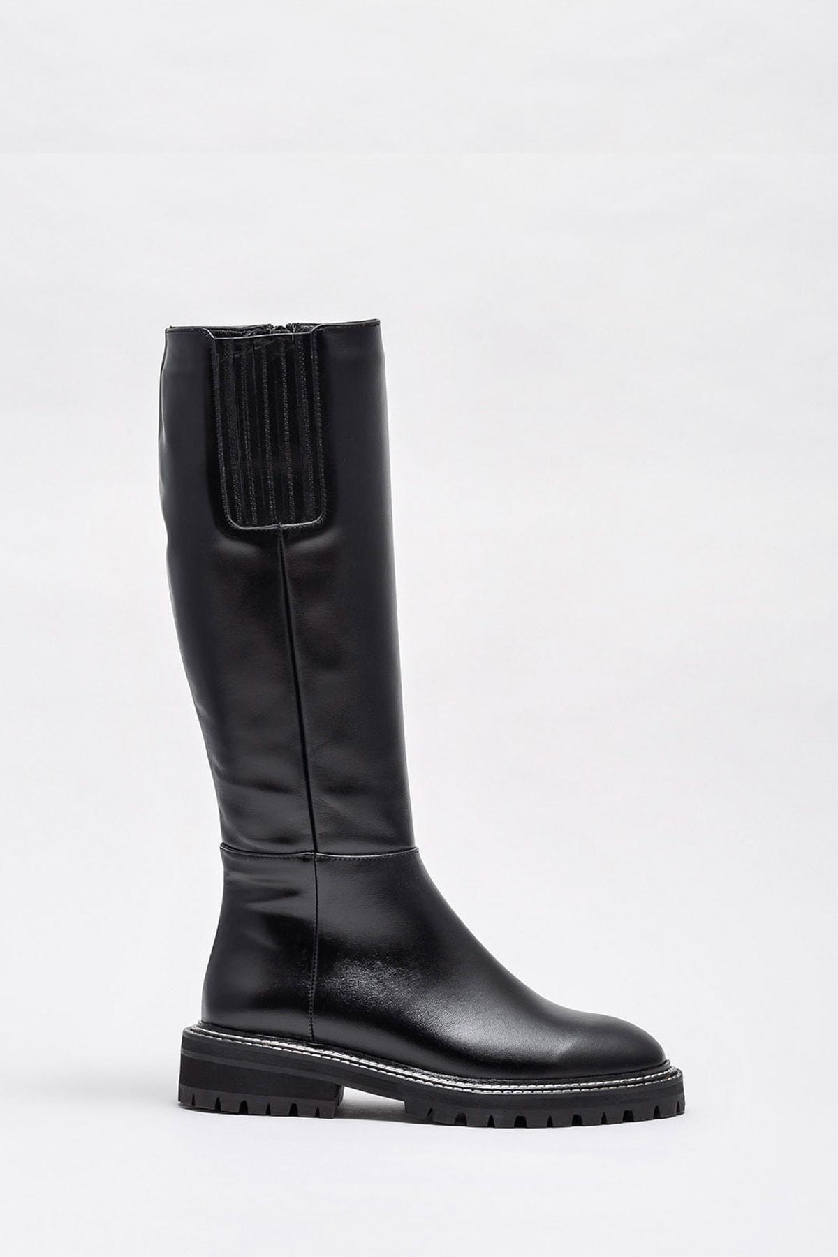 Elle Shoes Kadın Çizme Varsha 20K006 1