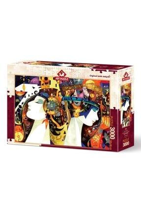 Art Puzzle Inat Ve Gurur 3000 Parça