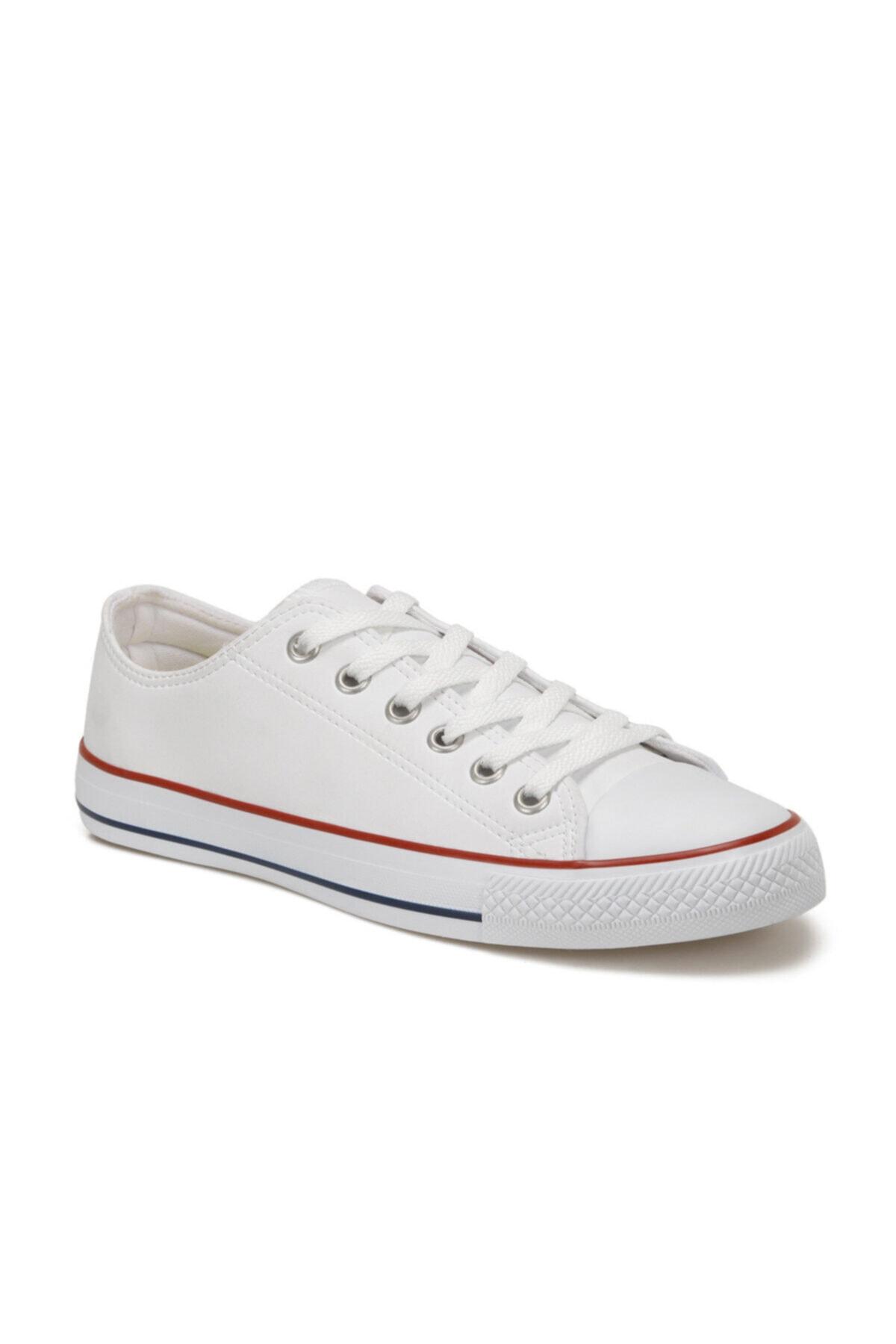FORESTER EC-2001 Siyah Erkek Kalın Tabanlı Sneaker 100668678 1