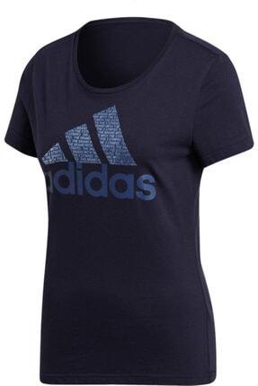 adidas Kadın Lacivert T-Shirt