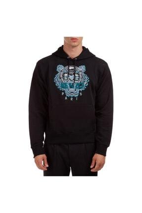 Kenzo Erkek Siyah Sweatshirt Fa65sw3104xa-99
