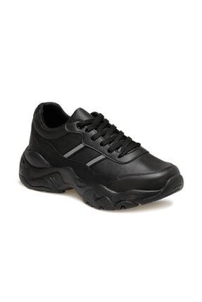 Torex ROSIE PU W Siyah Kadın Sneaker Ayakkabı 100578246