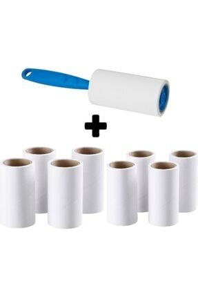 BARBUN Ikea Bastis Tüy Toplayıcı Ve Yedek 8'li Paket