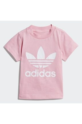 adidas Çocuk Giyim Tişört Dv2831 Trefoıl Tee