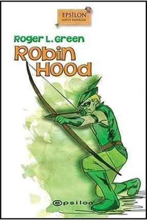 Epsilon Yayınları Robin Hood (ciltli)