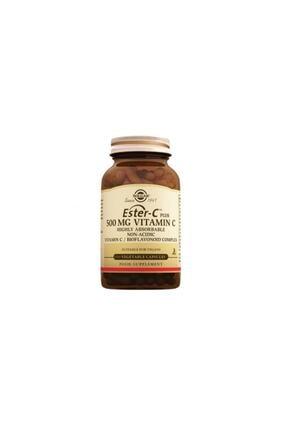 Solgar Ester-c Plus 500 Mg Vitamin C 100 Tablet