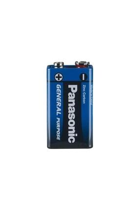 PANASONIC 9 Volt Pil 6f22be/1s