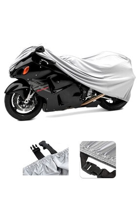 CarStore Kymco Downtown 350i Abs Motor Brandası Motosiklet Branda- Tokalı
