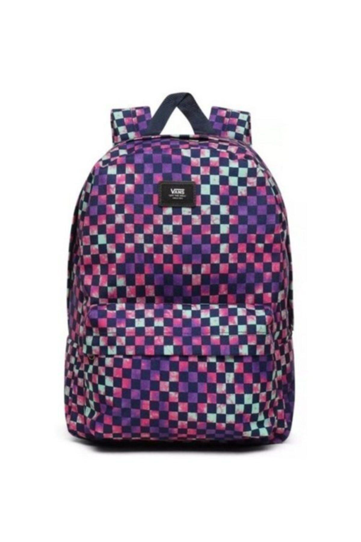 Vans Unisex Mor Old Skool Iıı Backpack Sırt Çantası 1