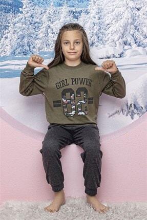 Hmd 6158 Girl Power Kız Çocuk Eşofman Takım