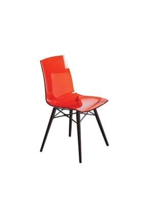 Papatya Xtreme S Wox Plastik Sandalye Polikarbonat Gövde Mutfak Bahçe Cafe Otel Ofis Sandalyesi