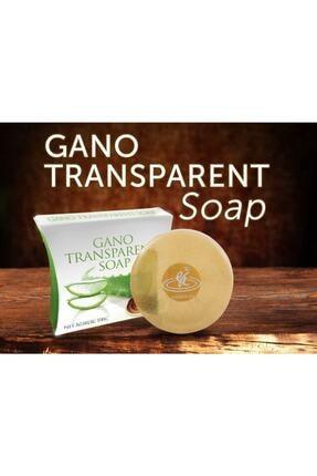 Trend Loca Gano Transparent Soap Derma Mantarlı Şeffaf Sabun 100 Gr