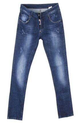 DSquared2 01-i4066-196 Denim Jeans Ultra Slim Dar Kalıp