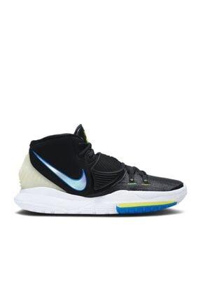 Nike Kyrie 6 Black Soar Dynamic Yellow - Bq4630-004