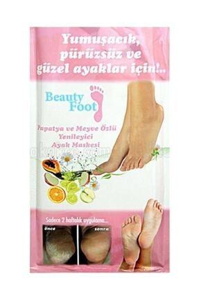 Beauty Foot Ayak Maskesi