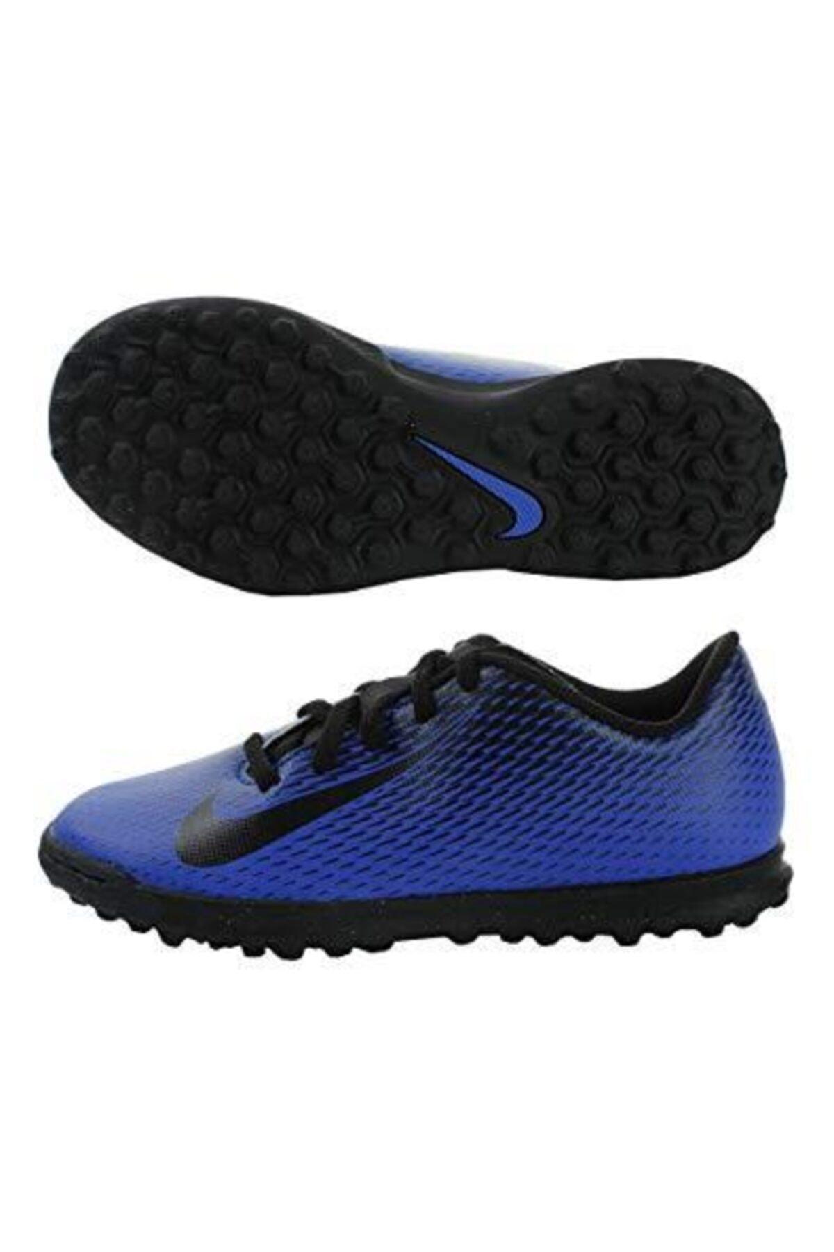 Nike Kids Erkek Lacivert Bravata 2 Tf Jr Halı Saha Ayakkabısı 1