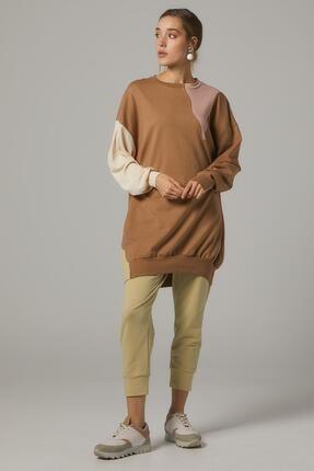 Loreen Kadın Kahverengi Tunik