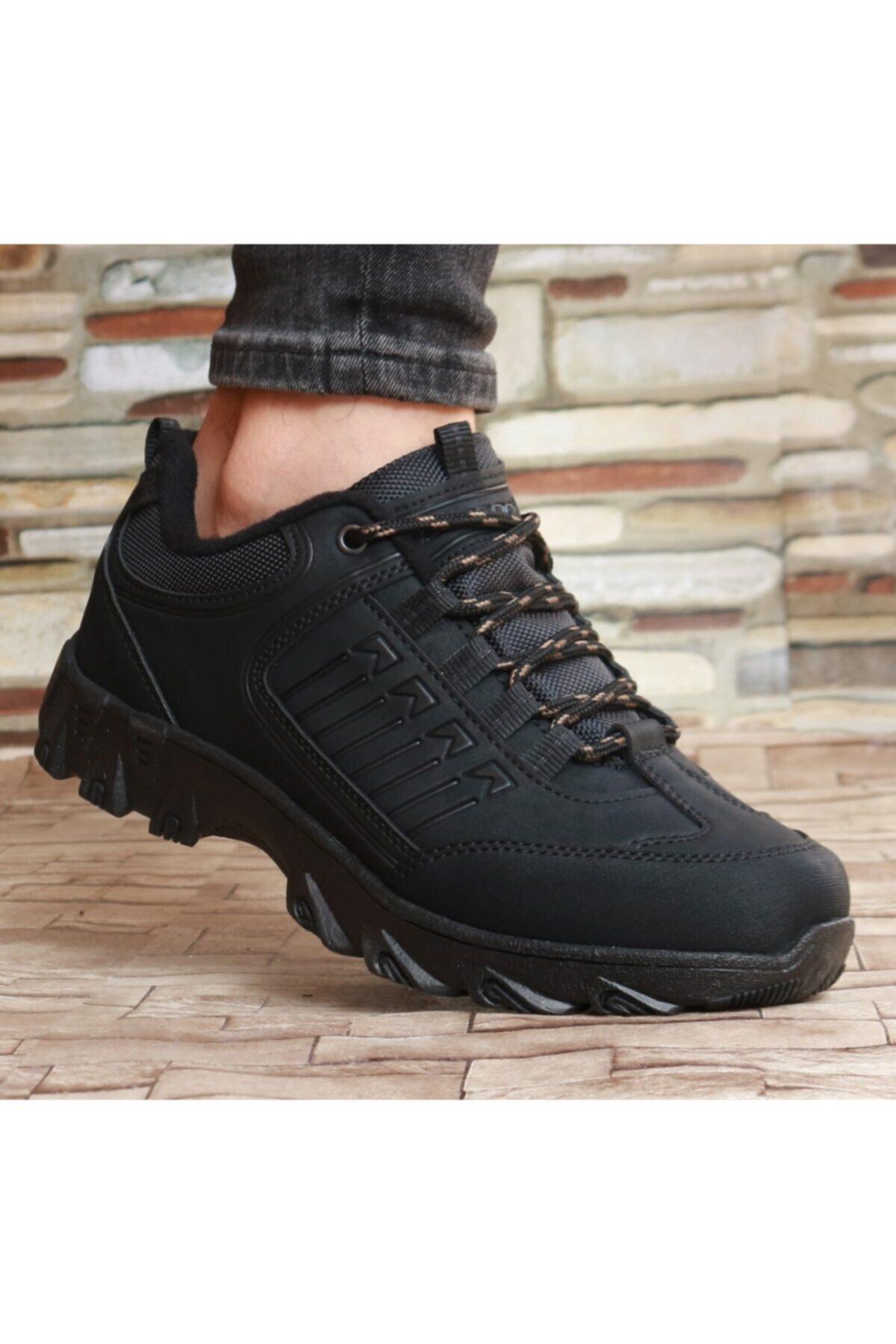 Ayakkabix Su Ve Soğuka Dayanıklı Erkek Kışlık Ayakkabı Bot 1