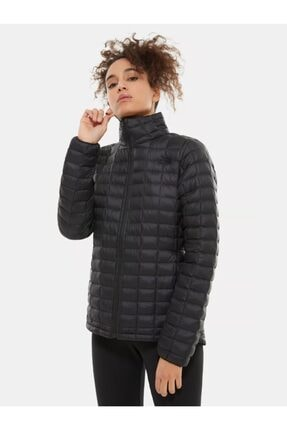 THE NORTH FACE Kadın Siyah W Thermoball Eco Jacket-eu Mont