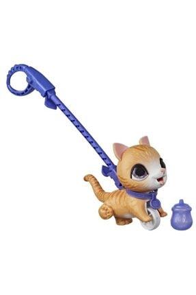 FurReal Yürüyen Çiş Yapan Minik Dostlarım Sarı Kedi E8955