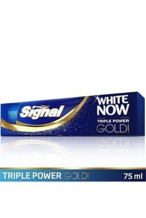 Signal White Now Gold Diş Macunu 75 Ml