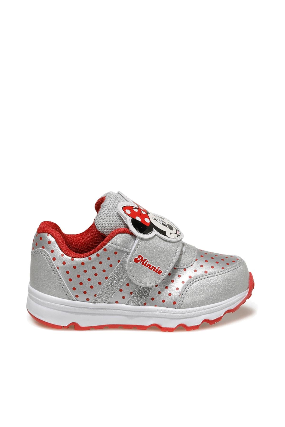Mickey Mouse NIELY.B Gümüş Kız Çocuk Sneaker Ayakkabı 100561507 2