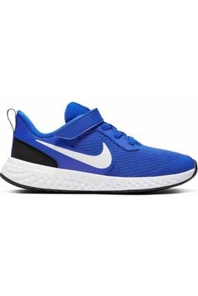 Nike Kids Erkek Çocuk Mavi Koşu Ayakkabı BQ5672-401