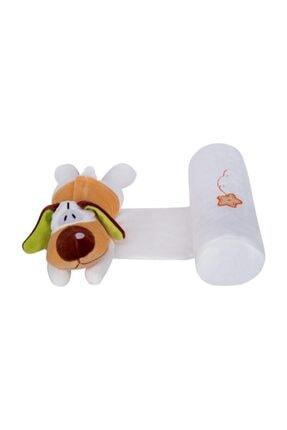Sevi Bebe Köpek Oyuncaklı Yan Yatış Yastığı Art-9366