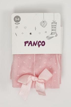 Panço Kız Çocuk Külotlu Çorap 2012GK11002
