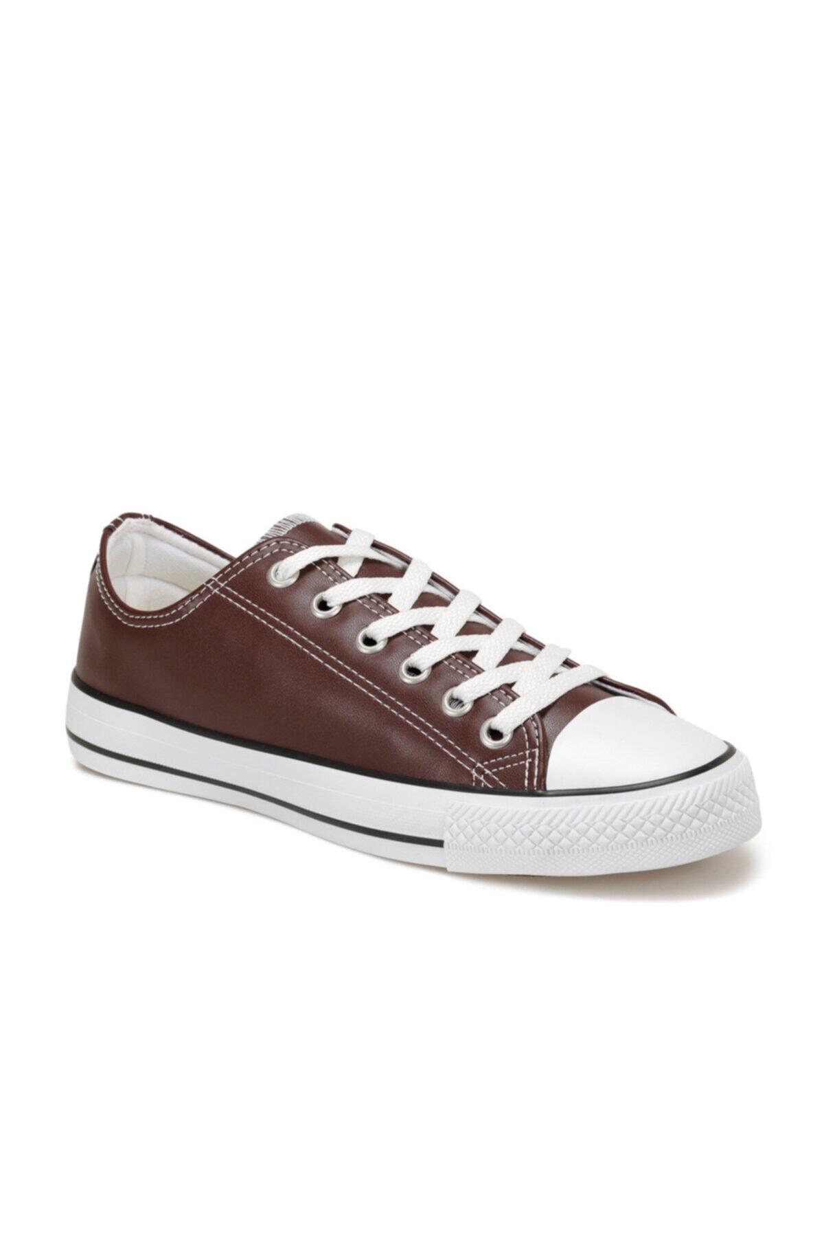 FORESTER EC-2001 Bordo Erkek Kalın Tabanlı Sneaker 100669571 1