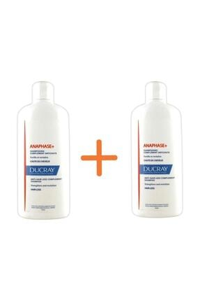 Ducray Anaphase + Shampoo 400ml Ikili Paket Skt:06/23