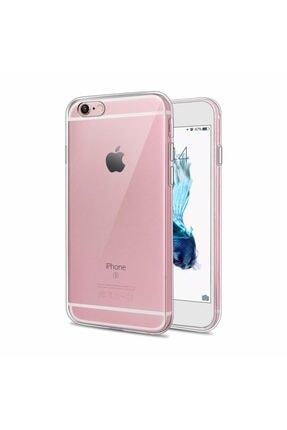 Mopal Iphone 6 6s Şeffaf Tıpalı Silikon